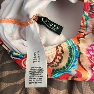 Ralph Lauren Swim - NWT Ralph Lauren Swimsuit w/ removable neck strap